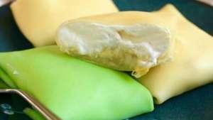 2 cách làm bánh crepe sầu riêng ngon, đơn giản tại nhà