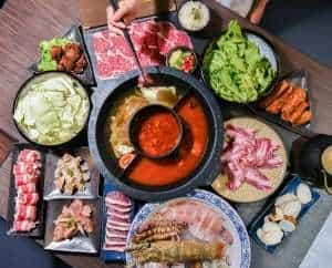 Cay nồng hương vị ẩm thực Tứ Xuyên