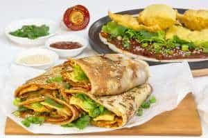 Crispy Chinese Savoury Pancakes (Jian Bing) | Asian Inspirations
